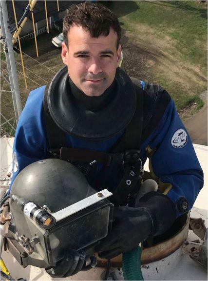 Joe Reily Dive Supervisor
